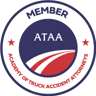 Academy of Truck Accident Attorneys (ATAA) Member